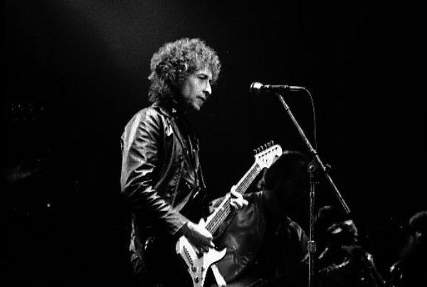 Bob Dylan. Foto de Archivo, La República.