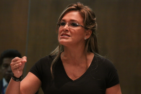 Cynthia Viteri, asambleísta del Ecuador. Foto de Archivo, La República.