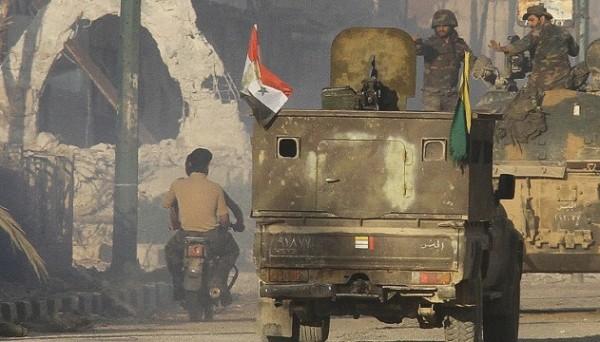Fuerzas armadas Sirias