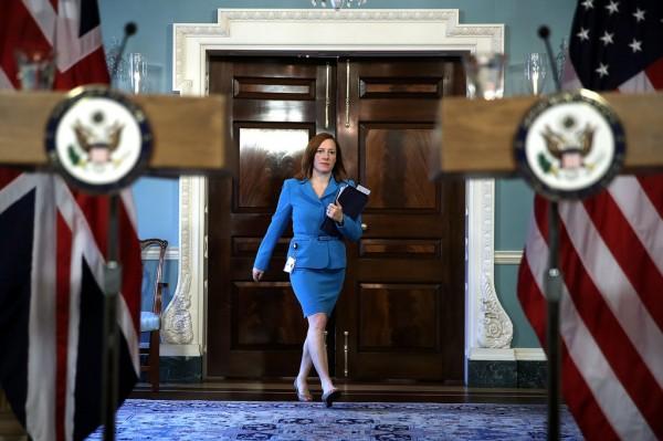 La portavoz de la Casa Blanca Jen Psaki, Foto de Archivo: La República