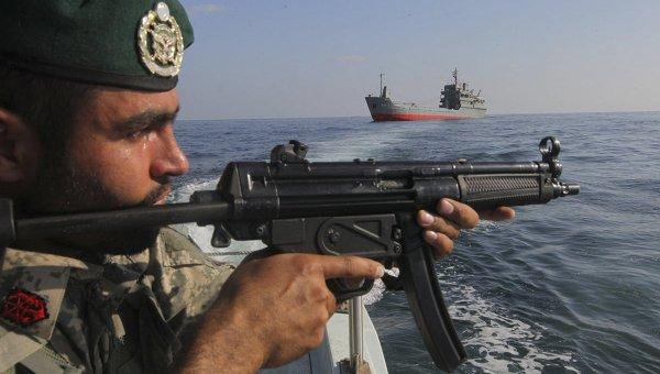 La armada de Irán
