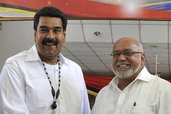 Maduro Guyana