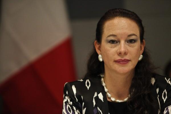 María Fernanda Espinosa_