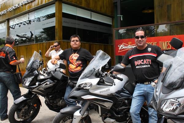 Motos bikers