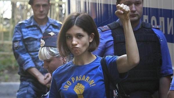 Nadezhda Tolokónnikova 2