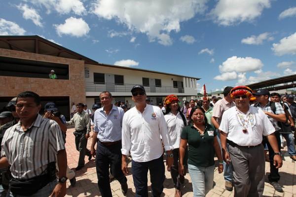 Rafael Correa Oriente