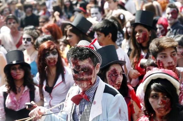 Zombies Chile
