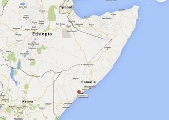 Baraawe, Somalia