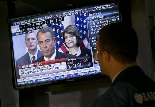 Frank Masiello, John Boehner