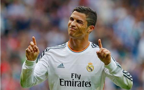 Foto de archivo. Cristiano Ronaldo. Foto AP.