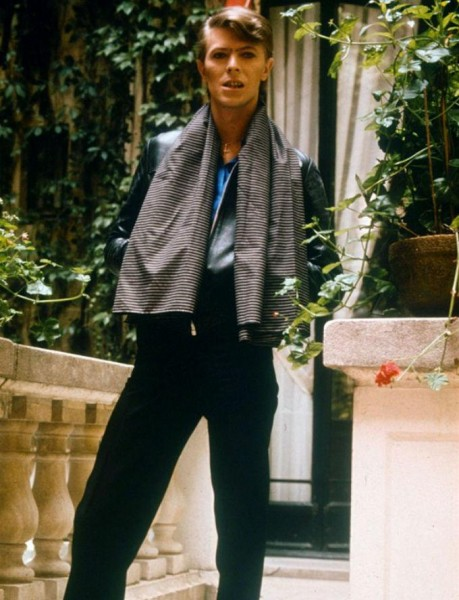David Bowie 1977.