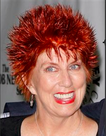 Marcia Wallace. Foto AP/Mark J. Terrill/Archivo