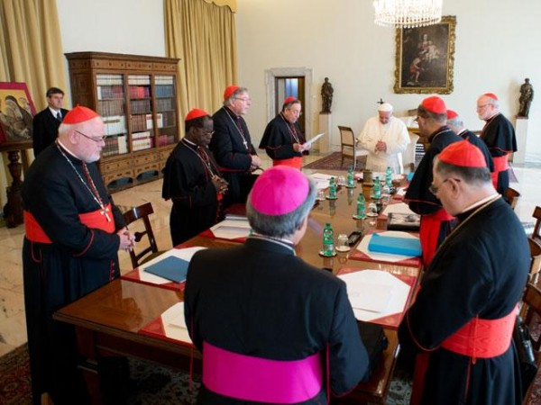 g8 vaticano