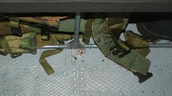 Foto del 3 de octubre, publicada por el Comando Conjunto.