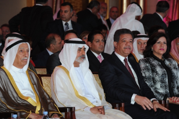 ministros arabes