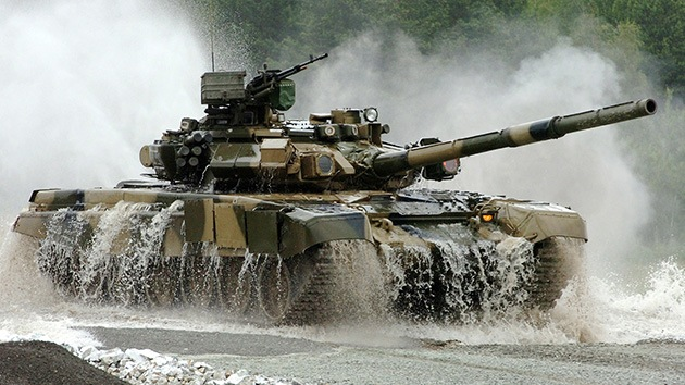 Tanques T90