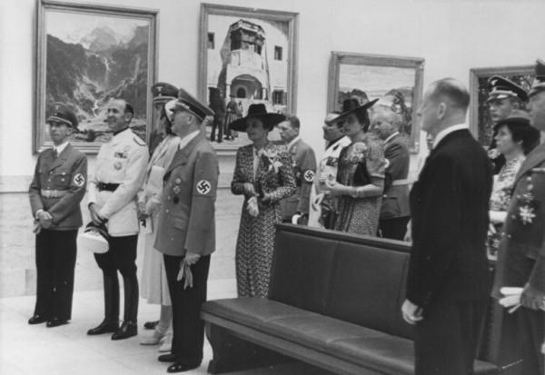 Adolf Hitler arte