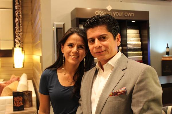 Sofía y Edgar Méndez