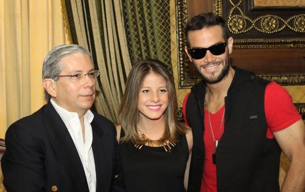 Pascual Del Cioppo, Nikki Mackliff y Daniel Betancourt