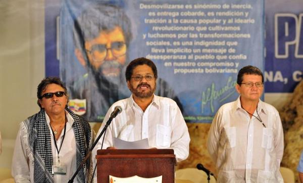 FARC noviembre 6