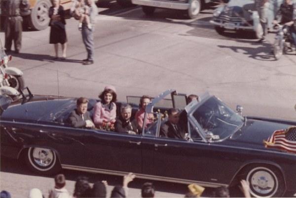 Los últimos momentos de JFK.