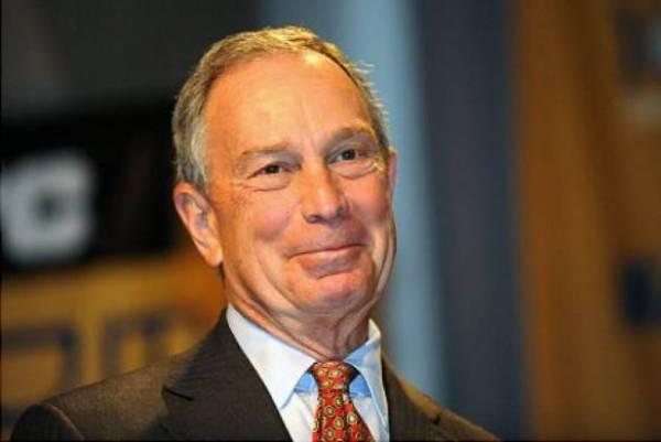 Michael Bloomberg, ex alcalde de Nueva York. Foto de Archivo.