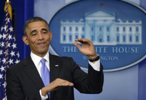 Obama Reloj