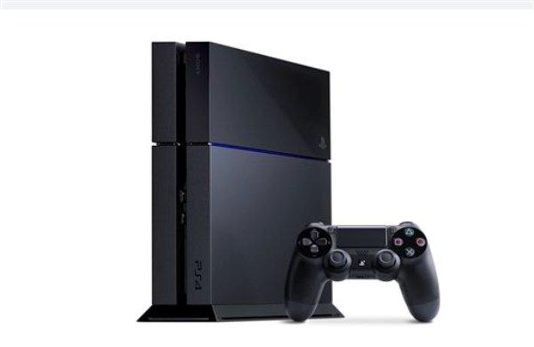 Foto sin fecha provista por Sony donde se ve la consola Playstation 4 que presentará el viernes 15 de noviembre de 2013. (Foto AP/Sony)
