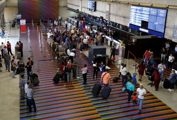 VENEZUELA-FLIGHTS/