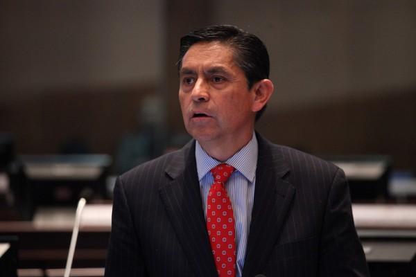 Mauro Andino. Foto: Asamblea Nacional