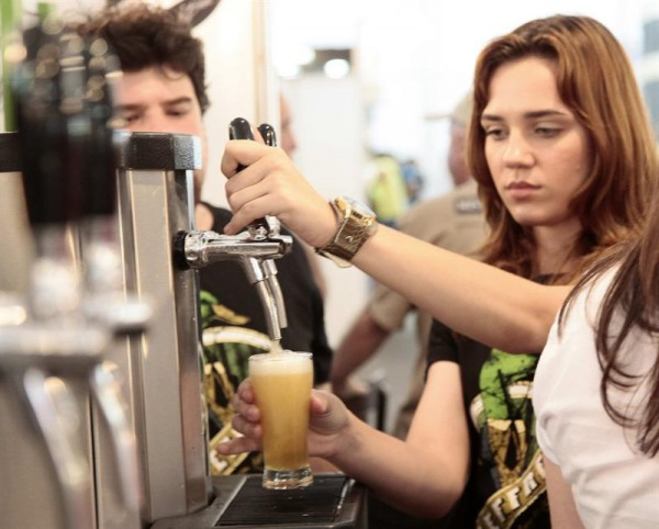 Más de 600 marcas reunidas en Río de Janeiro en el Festival Mundial de la Cerveza.