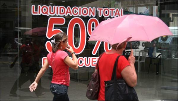 consumismo venezuela