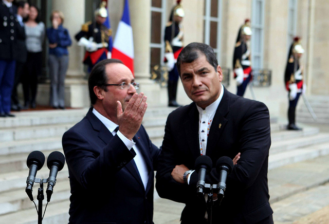 correa hollande
