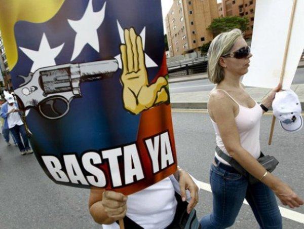 crimenes venezuela