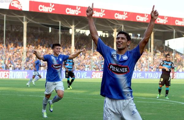 Emelec-Deportivo Quito