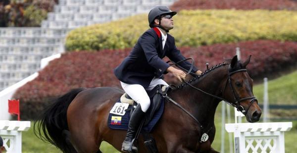 equitación bolivarianos