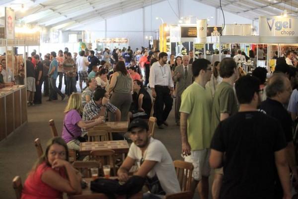 Festival de la Cerveza en Río de Janeiro.