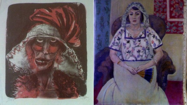 Obras de Otto Dix y Matisse, dos de los tesoros ocultos por el hijo del colaborador nazi en Alemania