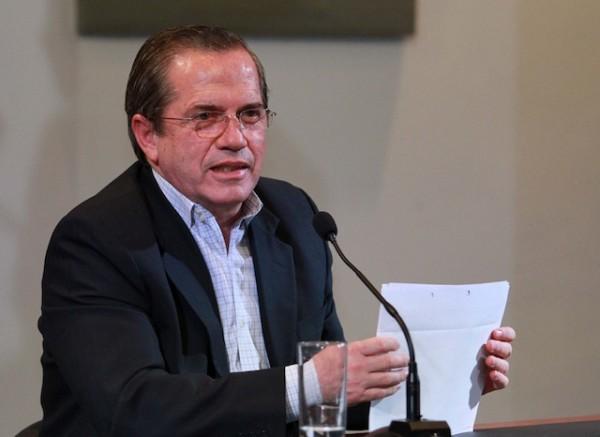 Ricardo Patiño. Foto de Archivo:  La República.