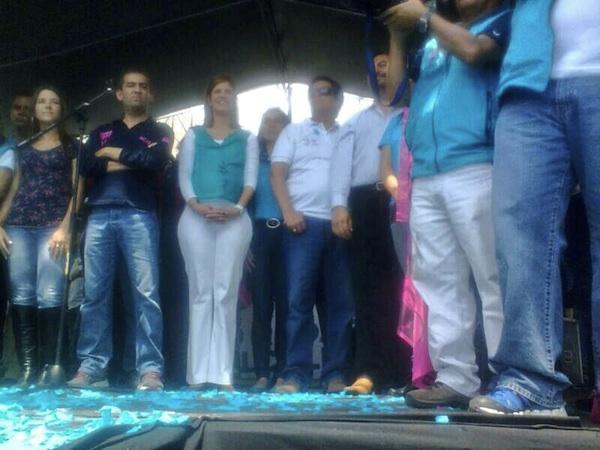 Antonio Ricaurte, del movimiento VIVE y principal aliado de Rodas, será candidato a concejal por el distrito norte.