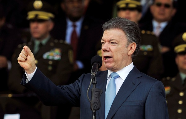 COLOMBIA-SANTOS