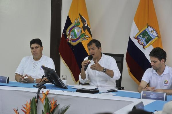 Correa conversatorio