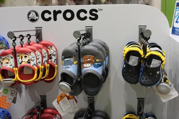 Crocs chicos