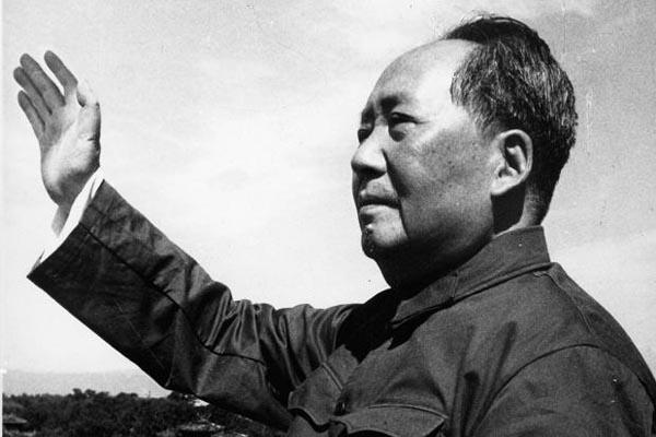 Mao Zedong, fallecido lider del Partido Comunista en China.