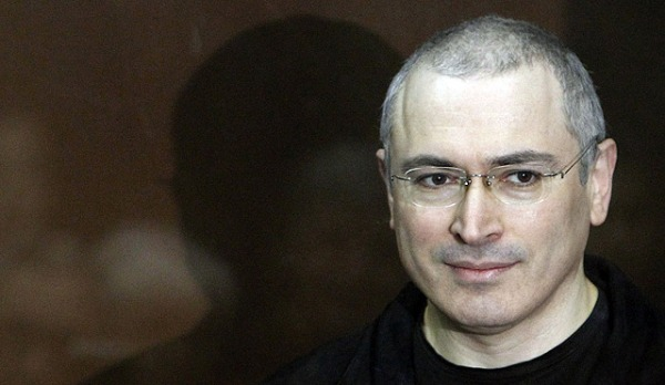 Mijaíl Jodorkovski