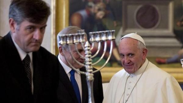 Netanyahu Francisco