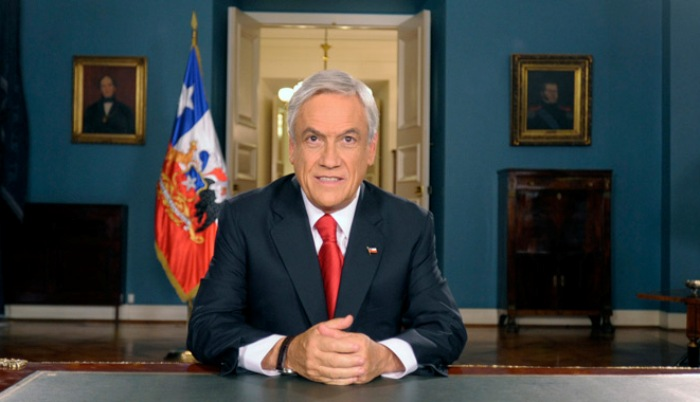 Sebastián Piñera dic 21