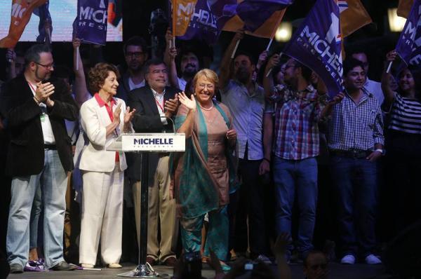bachelet reelección