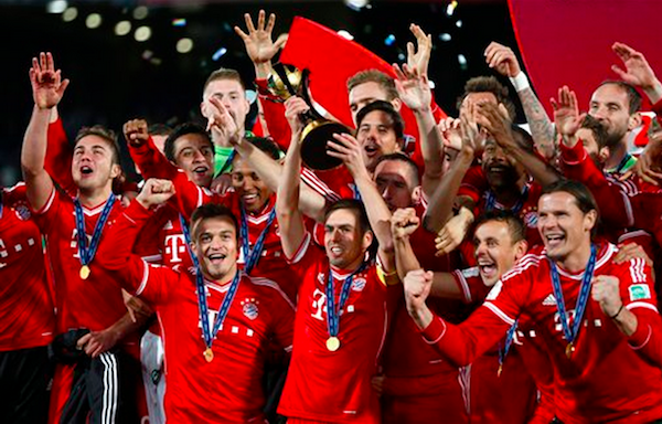Bayern Munich Mundial de Clubes 2013 Bayern Gana Mundial de Clubes