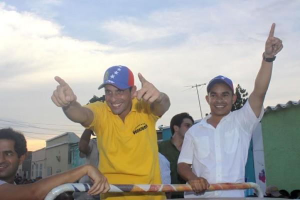capriles venezuela